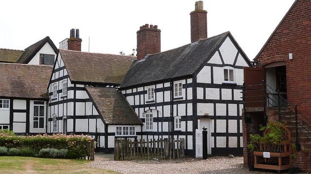 Boscobel House (National Trust)